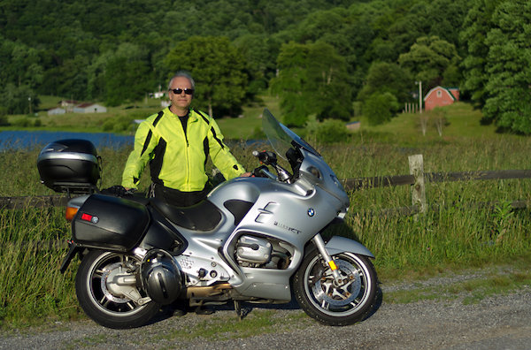 Motorcycle Mastery - The Author