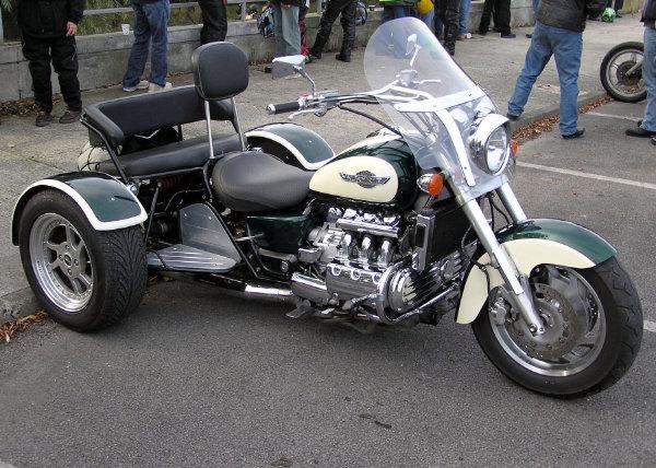 Honda Valkyrie Trike