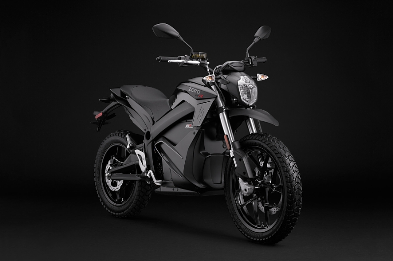 A Zero electric Motorcycle
